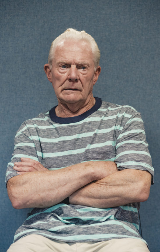 Portait of a Senior Man